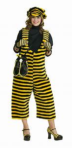 Kostüm Biene Kind : latzhose biene aus pl sch bei ~ Frokenaadalensverden.com Haus und Dekorationen