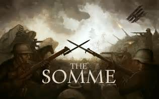 Battle of Somme Battlefield