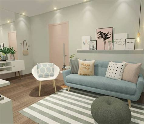 Pale Pink Sofa by 1001 Ideas For Living Room Color Ideas To Transform Your