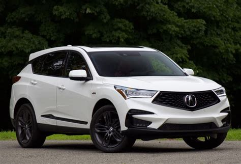 Acura Rdx Hybrid 2020 acura to launch rdx hybrid version in 2020 suv project