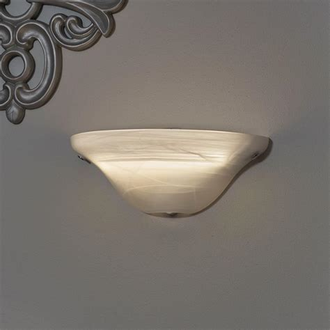 half moon sconce wall l battery operated light