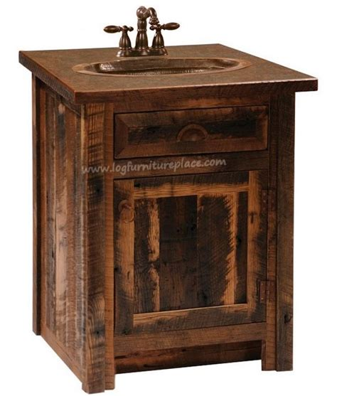 Rustic Bathroom Furniture by 102 Best Images About Rustic Bathroom Ideas But No Toilet