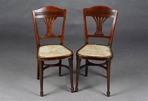 Top Star Stühle : c 112 paar jugendstil st hle um 1900 ebay ~ Sanjose-hotels-ca.com Haus und Dekorationen
