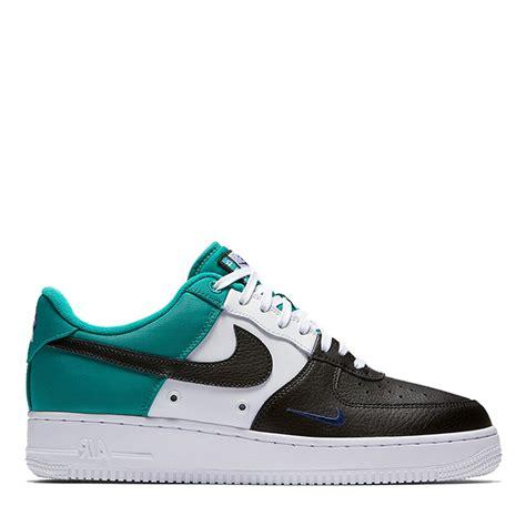 nike air force di alto lv8 scarpe nere.