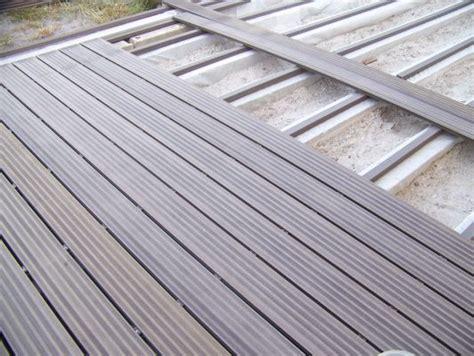 terrasse composite pose lambourde nos conseils