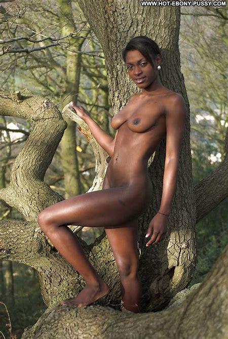 Tansy Private Pics Ebony Black Ethnic Outdoors Public