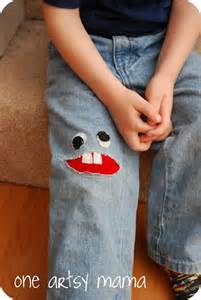 Ripped jeans kinder jungs
