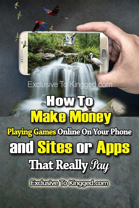 earn money playing games   sites  apps