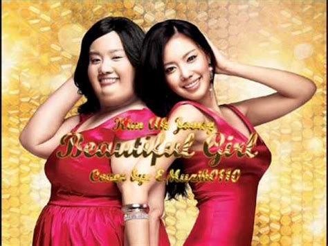 kim ah joong beautiful girl cover  pounds beauty