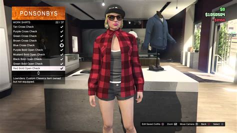 GTA Online Lowriders 2 NEW FEMALE OUTFITSACCESSORIES AND ...