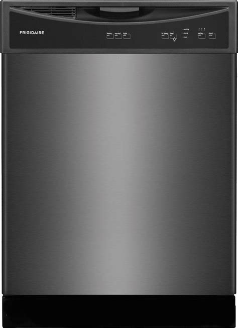 Frigidaire FFBD2406N Full Console Dishwasher with Ready