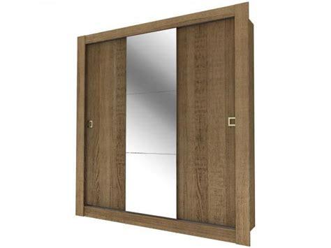 guarda roupa casal  portas de correr madesa city    espelho  imagens guarda