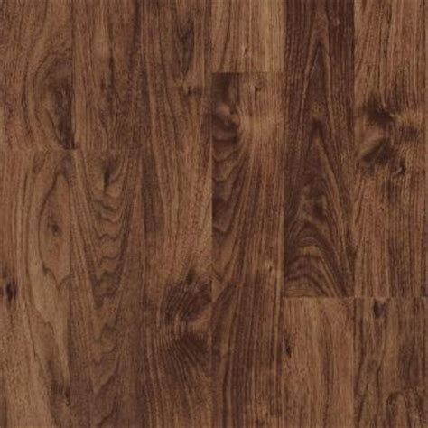 pergo prestige pergo prestige exotics loft walnut laminate flooring 5 in x 7 in take home sle