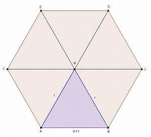 Viereck Winkel Berechnen : regelm iges sechseck fl cheninhalt ~ Themetempest.com Abrechnung