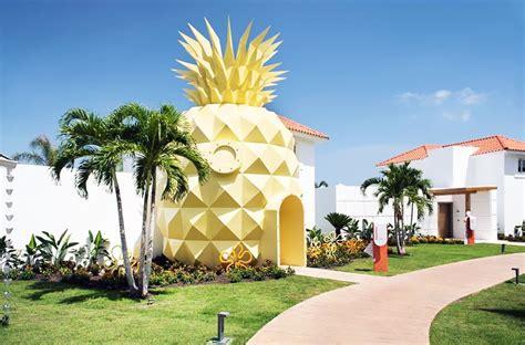 une maison ananas de bob l 233 ponge 224 louer 2tout2rien