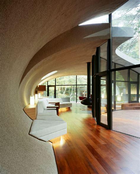 futuristic home  karuizawa japan  artechnic