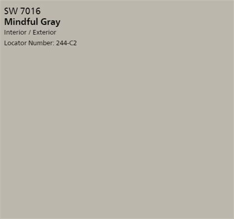 joanna gaines favorite gray paint color 25 best ideas about sherwin williams mindful gray on sherwin williams amazing gray