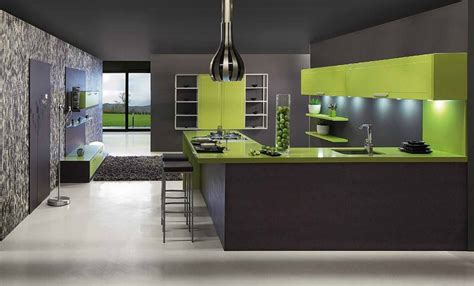 black and lime green kitchen 35 kitchen design for your home