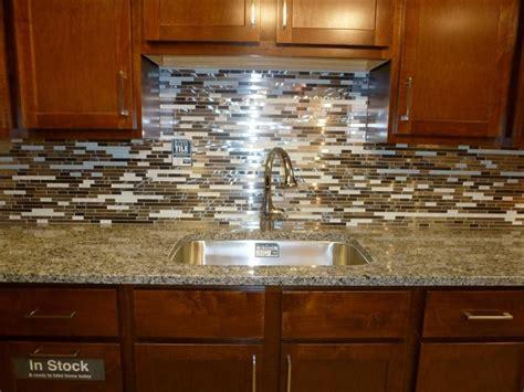 Decorative Mosaic Backsplash 26 Patchwork Country Kitchen