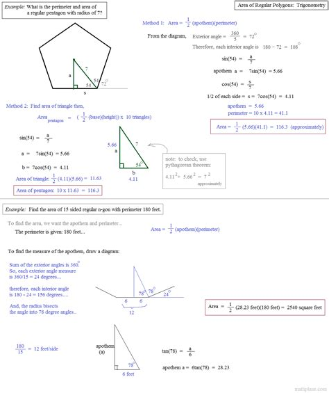 a review of area worksheet printable worksheets and