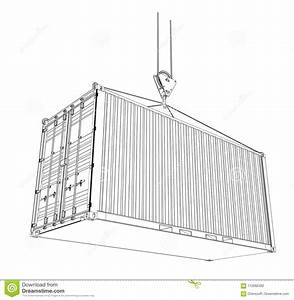 Cargo Container  Wire
