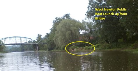 Elizabeth River Boat Landing And Park by Canoes What Are The Navigation Considerations On The