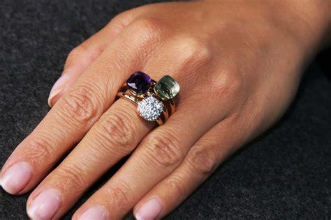 nudo pomellato ring pomellato nudo petit prasiolith ring kaufen brogle