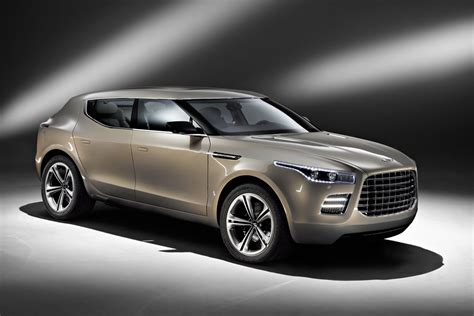 Aston Martin Seeks Funding For Suv, Hybrid Tech