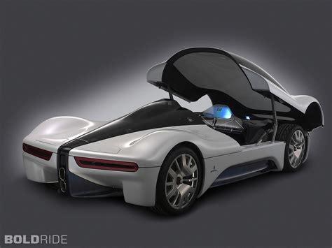 2005 Pininfarina Maserati Birdcage Concept Supercar