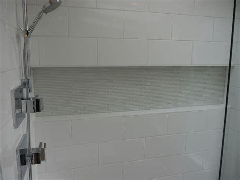 Alternative Kitchen Cabinet Ideas - shower tub niches