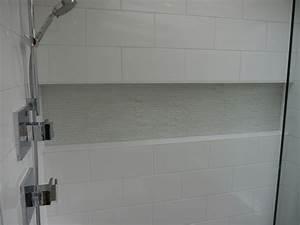 Shower Tub Niches