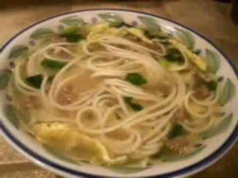 recette de cuisine malagasy lasopy sinoa soup soupe chinoise recipe