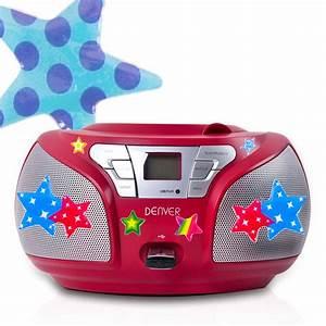 Cd Player Für Mädchen : jungen m dchen usb musik anlage stereo radio cd player boombox sterne sticker ebay ~ Orissabook.com Haus und Dekorationen