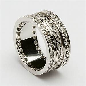 Celtic wedding rings a traditional symbol of adore for Scottish wedding rings