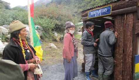 Arunachal Pradesh: Free of Cost GSM based PCO established ...