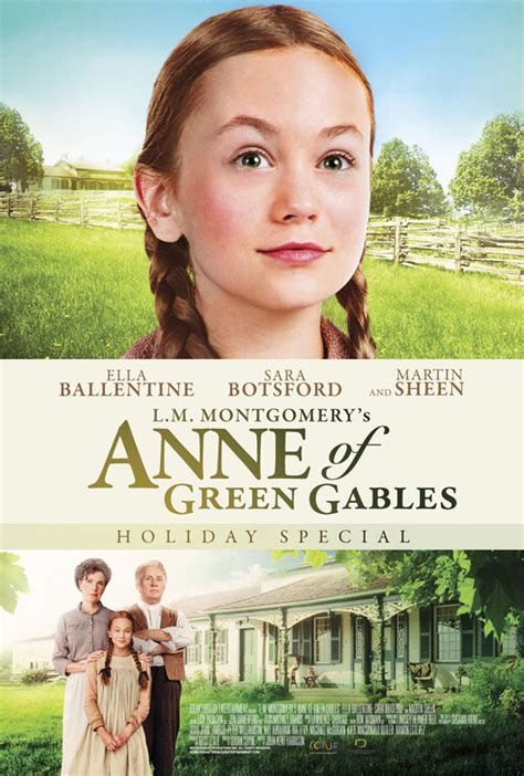 anne  green gables tv  playing  synopsis