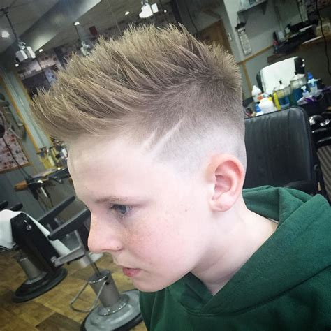 31 Cool Hairstyles For Boys Mens Hairstyle Trends