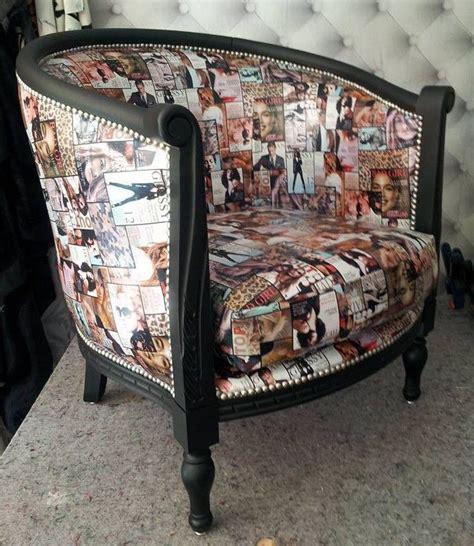 refection canape cuir réfection de fauteuil avec un tissu simili cuir gossip