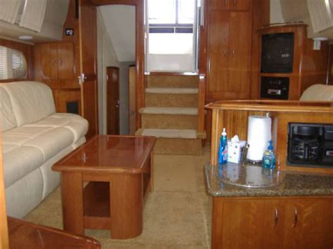 Boat Trader Carver 396 by Carver 396 2003 Motor Yacht Low Hours Laniertrader