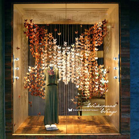 earth day   window gallery anthropologie blog