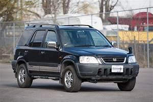 1998 Honda Crv - Manual