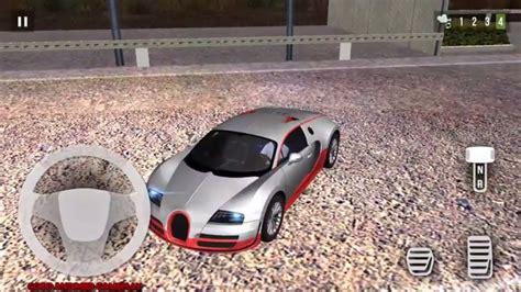 Bugatti Veyron Parking