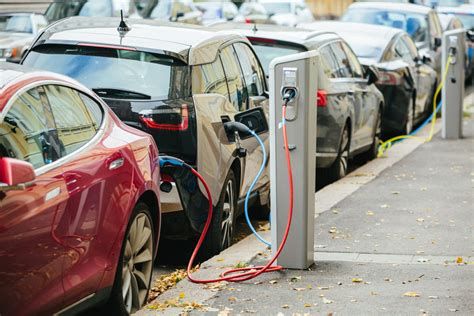 Building Out Electric Vehicle Infrastructure