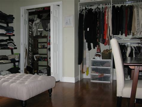 Dressing Room : Turning A Spare Bedroom Into A Dressing Room