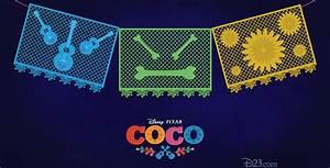 Celebrate Disney U2022pixar U2019s Coco With These Papel Picado