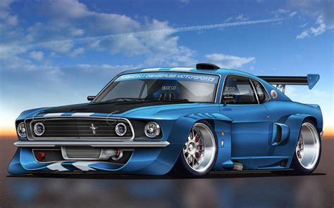 Ford Mustang Hd Wallpapers