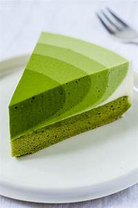 Japanischer Matcha Kuchen Rezept