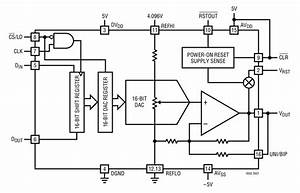 ltc1650 datasheet and product info analog devices With simple 8 bit two quadrant multiplying digital to analog converter dac