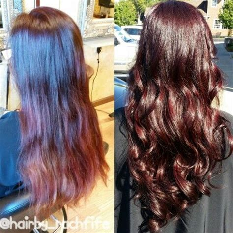 Bad Dye by Color Correction On A Bad Box Dye Say No To Box Color