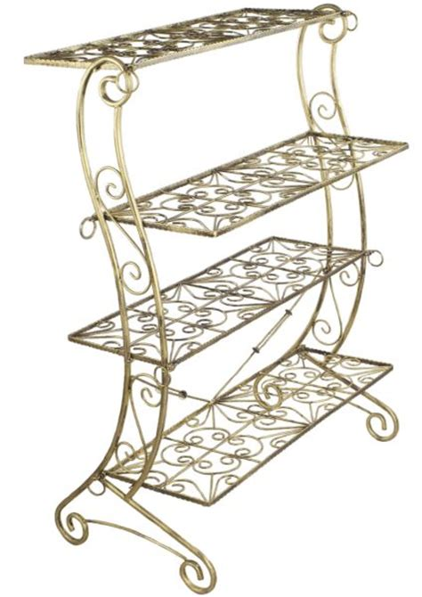boutique display garment rack decorative rack with shelves